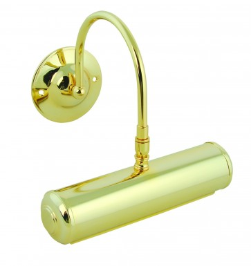 23cm Wall Sconce with Round Back Plate Domus Lighting