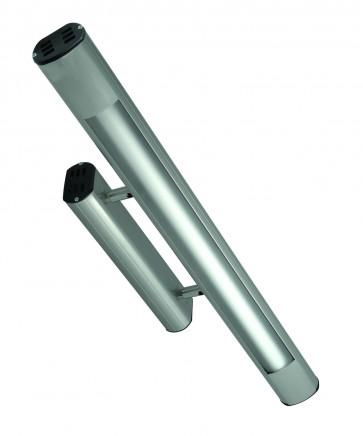 Adjustable 36W Vanity light with Ballast in Base Domus Lighting