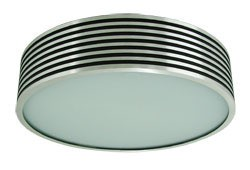Amy Round Ceiling Oyster Light Domus Lighting