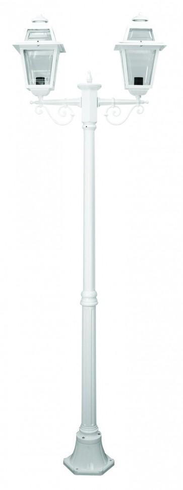 Avignon Medium Two Light Outdoor Post Lantern Domus Lighting