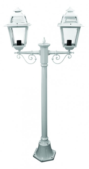 Avignon Small Two Light Outdoor Post Lantern Domus Lighting