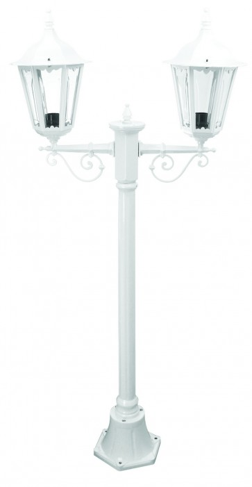 Chester Extra Large Two Light Outdoor Post Lantern Domus Lighting
