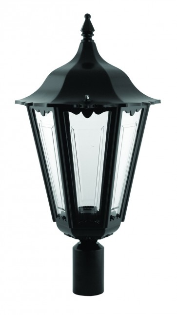 Chester Outdoor Post Lantern with Post Top Domus Lighting