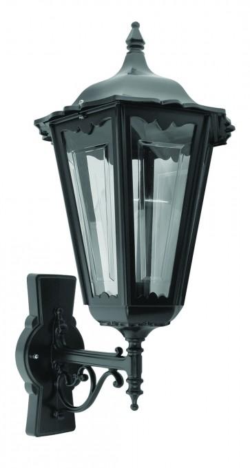 Chester Uplight One Light Outdoor Wall Lantern Domus Lighting