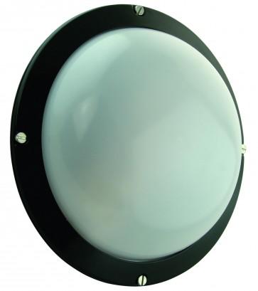 E27 Ring Plain Exterior Wall Bracket Domus Lighting