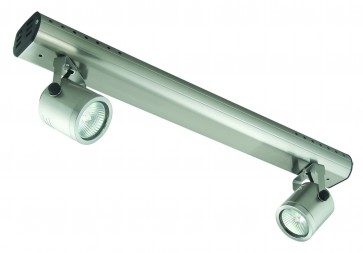 Four Light Bar Ceiling Spotlight with Transformer Domus Lighting