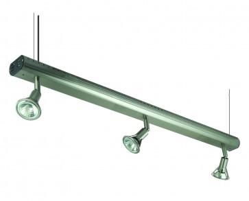 Four Light Bar Faretto Head Ceiling Spotlight with Transformer Domus Lighting