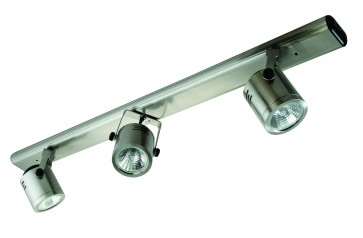 Four Light Small Bar Ceiling Spotlight Domus Lighting
