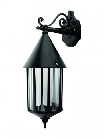 Hannover Large One Light Outdoor Wall Lantern Domus Lighting