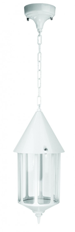 Hannover One Light Outdoor Hanging Lantern Domus Lighting