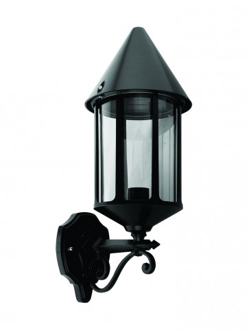 Hannover Small One Light Outdoor Wall Lantern Domus Lighting