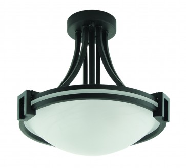 Kaneus Semi Flush Mount Domus Lighting