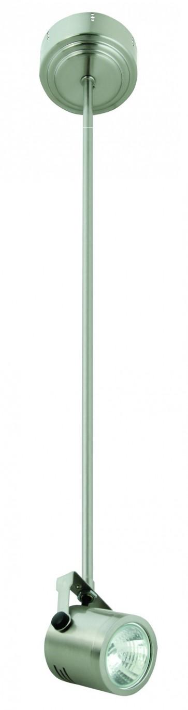 Large Rod Suspension Ceiling Spotlight with Transformer Domus Lighting