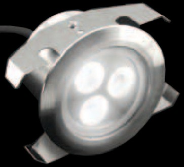 LED Inground Lights Shine Spot with Shine Housing Domus Lighting