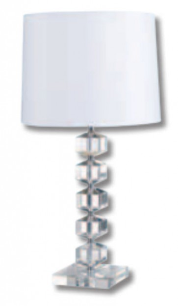 Maryanne Crystal Table Lamp Domus Lighting