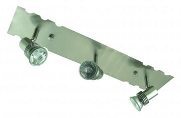 Medium Three Light Bar Ceiling Spotlight Domus Lighting
