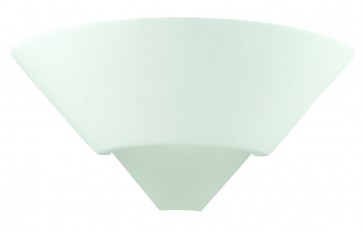 Milos Wall Sconce with Frosted Glass Domus Lighting