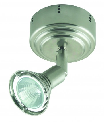 One Light Adjustable Ceiling Spotlight with Transformer Domus Lighting