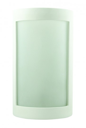 One Light Ceramic Wall Sconce Domus Lighting