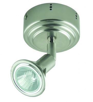 One Light Low Voltage Ceiling Spotlight with Transformer Domus Lighting