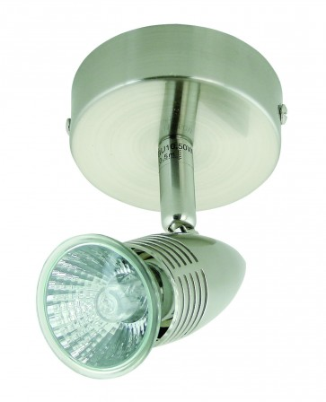 One Light Round Ceiling Spotlight Domus Lighting