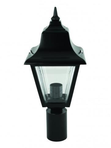 Paris One Light Outdoor Post Lantern Domus Lighting