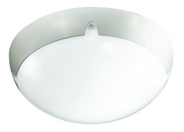 Polycarbonate Round Medium Bunker Light Domus Lighting