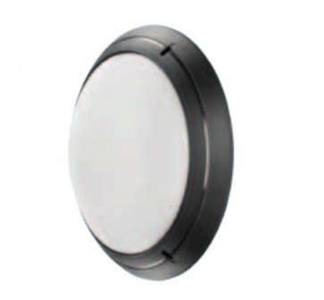 Round Plain Polycarbonate Wall Lighting Domus Lighting