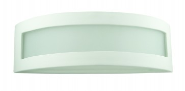 Shape Small Wall Sconce with Frosted Glass Domus Lighting
