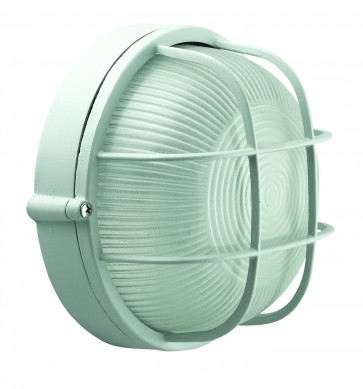 Small Caged Round Bunker Light Domus Lighting
