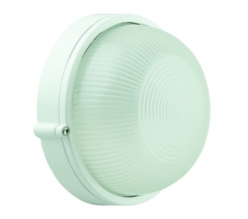 Small Plain Round Bunker Light Domus Lighting