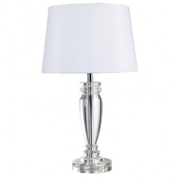 Susan Crystal Table Lamp Domus Lighting