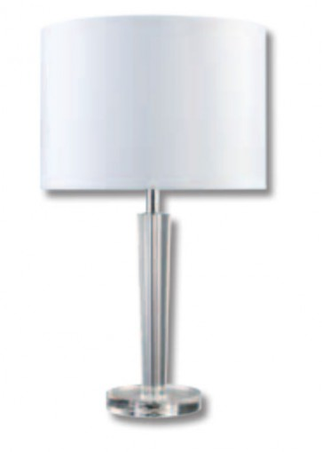 Tegan Crystal Table Lamp Domus Lighting
