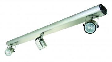 Three Light Bar Ceiling Spotlight with Transformer Domus Lighting