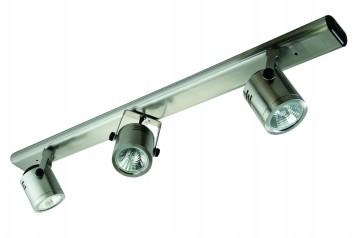 Three Light Small Bar Ceiling Spotlight Domus Lighting