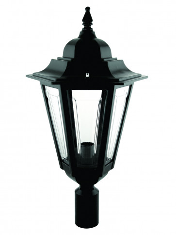 Turin Head Post Lantern Domus Lighting