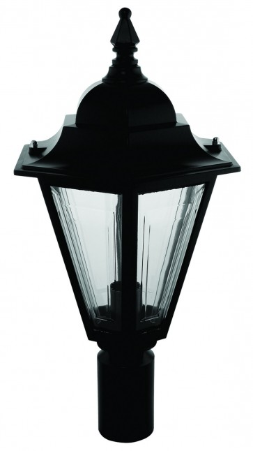 Turin One Light Head Post Lantern Domus Lighting