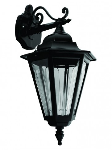 Turin One Light Outdoor Wall Lantern Domus Lighting
