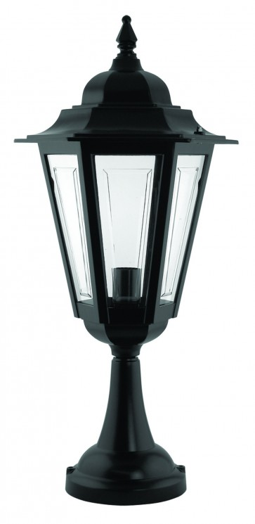 Turin Pillar Mount Lantern Domus Lighting