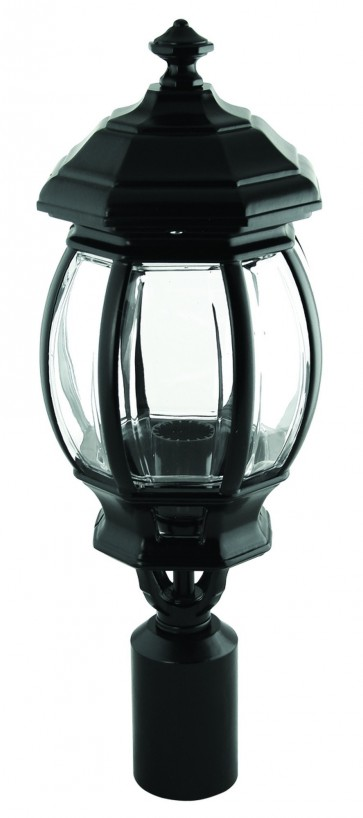 Vienna Small Outdoor Post Lantern Domus Lighting