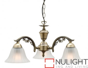 Edgewood 3 Light Pendant COU