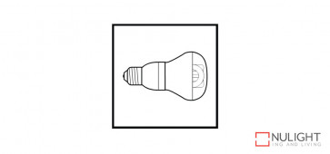 15 watt energy saver compact fluoro globe (4 Light) - Clear VTA