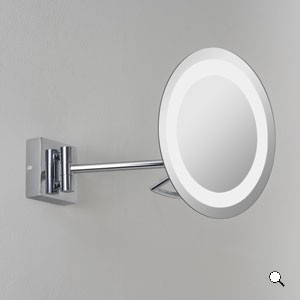 GENA PLUS bathroom magnifying mirrors 0526 Astro