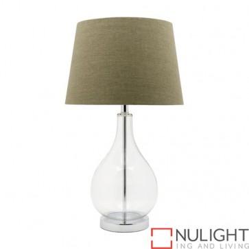 Gina 1 Light Table Lamp Green COU