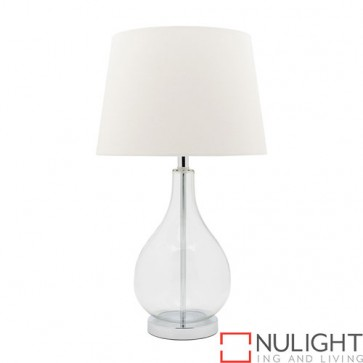 Gina 1 Light Table Lamp White COU