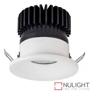 White Round Mini Recessed Downlight 3W 240V Led Cool White HAV
