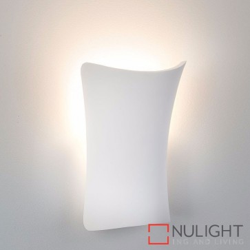 Aurora Plaster Surface Mounted Wall Light 3W E14 Led Warm White HAV
