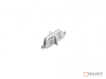 Straight Connector To Suit Three Circuit Track In White VBL