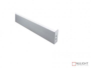 Vibe ALP050 Aluminium Profile With PC Opal Diffuser 2M Polycarbonate  17.7x32mm VBL