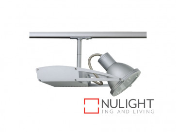 Vibe 3001 Series 70W Silver Track Mounted Interior Spot Light VBL